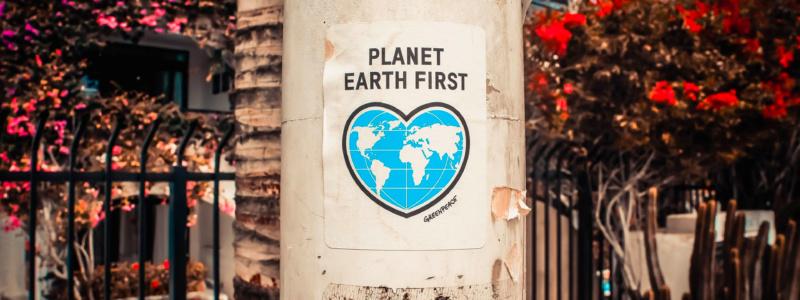 Planéta je na prvom mieste