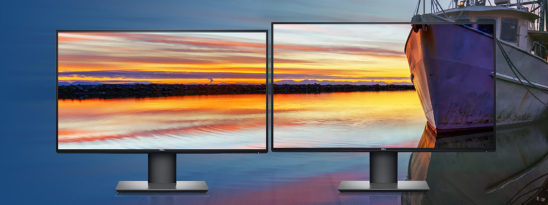 Nový rad Dell monitorov, šetrný kprírode