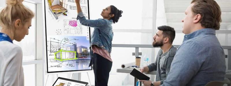 Uľahčite spoluprácu vo vašom tíme so Samsung Flip 2