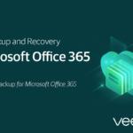Zálohujte dáta aplikácie Office 365 sVeeam Backup