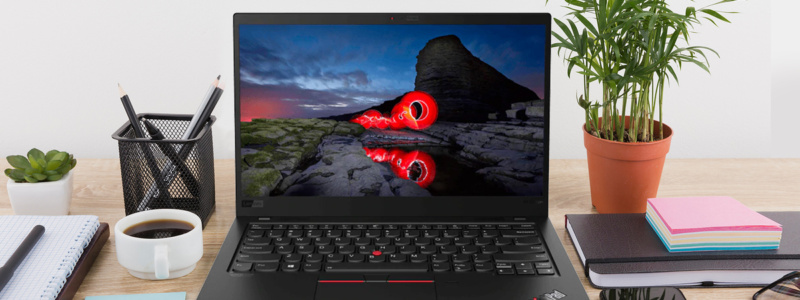 Extrémny pracant: ThinkPad X1 Carbon 8. generácie